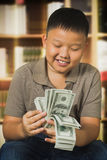 Rich kid Stock Photos