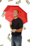 Rich Man Royalty Free Stock Photos