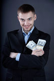 Rich man Royalty Free Stock Photo