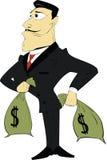 Rich man Stock Photos