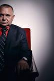 Rich man portrait Stock Photo