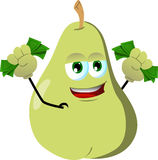 Rich pear Stock Image