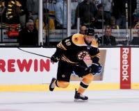 Rich Peverley, Boston Bruins in avanti Fotografie Stock Libere da Diritti