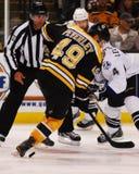 Rich Peverley, Boston Bruins en avant Image stock