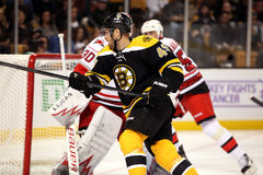 Rich Peverley Boston Bruins forward Royalty Free Stock Photos