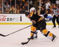 Rich Peverley, Boston Bruins forward. Stock Images