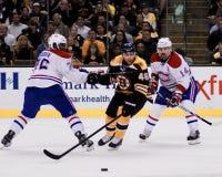 Rich Peverley, Boston Bruins para a frente Imagem de Stock Royalty Free