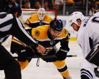 Rich Peverley, Boston Bruins vorwärts Lizenzfreie Stockbilder