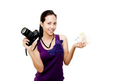 Rich Photographer Stock Photos