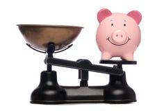 Rich piggybank Royalty Free Stock Photo