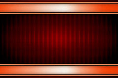 Rich royal red background Royalty Free Stock Photos
