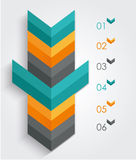 Rich set Infographic Design. Royalty Free Stock Image
