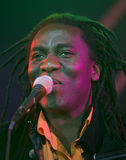 Richard Bona Fotografie Stock