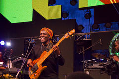 Richard Bona Stock Images