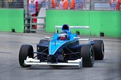 Richard Bradley at Formula BMW Pacific race Stock Photo