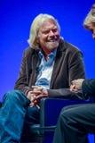 Richard Branson grundare och president av den jungfruliga gruppen Fotografering för Bildbyråer