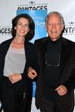 Richard Chamberlain. At the Come Fly Away Premiere, Pantages, Hollywood, CA 10-25-11 Royalty Free Stock Image