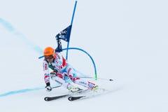 RICHARD Cyprien (FRA). Alta Badia, ITALY 22 December 2013. RICHARD Cyprien (FRA) competing in the Audi FIS Alpine Skiing World Cup MEN'S GIANT SLALOM Stock Images