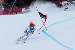RICHARD Cyprien (FRA). Alta Badia, ITALY 22 December 2013. RICHARD Cyprien (FRA) competing in the Audi FIS Alpine Skiing World Cup MEN'S GIANT SLALOM Stock Photo