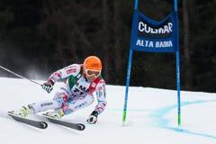 RICHARD Cyprien (FRA). Alta Badia, ITALY 22 December 2013. DE RICHARD Cyprien (FRA) competing in the Audi FIS Alpine Skiing World Cup MEN'S GIANT SLALOM Stock Photography