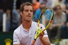 Richard Gasquet (FRA) Royalty-vrije Stock Foto