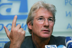 Richard Gere Royalty Free Stock Image