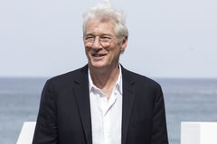 Richard Gere. Actor Richard Gere during the 64 San Sebastian International Film Festival Royalty Free Stock Images