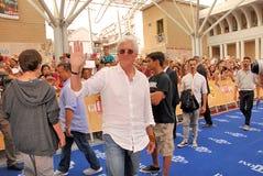 Richard Gere al Giffoni Ekranowy festiwal 2014 obraz stock