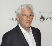 Richard Gere Appears at 2017 Tribeca Film Festival Premiere of `The Dinner` Royalty Free Stock Images