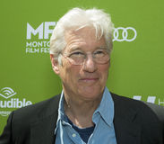 Richard Gere au festival 2015 de film de Montclair Images libres de droits