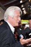 Richard Gere bij première van ` Drie Christs ` bij internationaal de filmfestival van Toronto stock fotografie