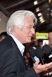Richard Gere at premiere of `Three Christs` at toronto international film festival. Actor Richard Gere at the `Three Christs` premiere during the 2017 Toronto Stock Photography