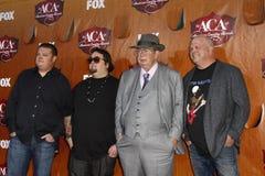 Richard Harrison, Rick Harrison, Corey Harrison, Austin 'Chumlee' Russell, Austin  Stock Image