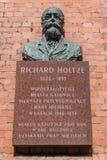 Richard Holtze (1824-1891) Image libre de droits
