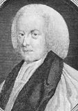 Richard Hurd. (1720-1808) on engraving from the 1700s. English writer and bishop of Worcester. Published as the Act directs, 1781 by I.Walker, Paternoster Row Royalty Free Stock Photo