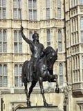 Richard I (Richard Lionhearten Fotografering för Bildbyråer