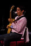 Richard Manetti no jazz de Úmbria Fotografia de Stock Royalty Free