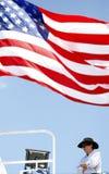 Richard mesquinho sobre o alador Foto de Stock