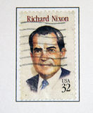 Richard Nixon Royalty Free Stock Photos