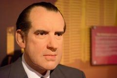 Richard Nixon Wax Figure Foto de Stock Royalty Free