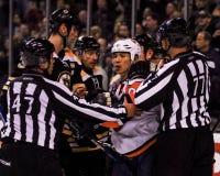 Richard Park, New York Islanders. New York Islanders defenseman Richard Park #10 stock photography