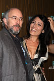 Richard Schiff,Lisa Edelstein Stock Images