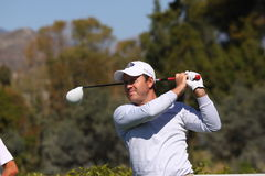 Richard Sterne at Andalucia Golf Open, Marbella Royalty Free Stock Photos