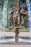 Richard Strauss Fountain royalty-vrije stock fotografie
