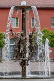 Richard Strauss Fountain Stock Photography