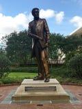 Richard Theodore Greener Monument Outside tunnbindaren Library Royaltyfria Bilder