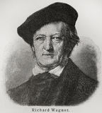 Richard Wagner Stockbilder