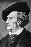 Richard Wagner Fotografia Royalty Free