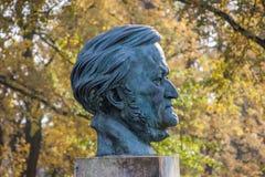 Richard Wagner Foto de Stock