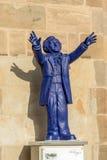 Richard Wagner conduce Bayreuth Immagine Stock